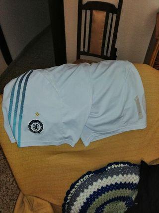 pantalón del Chelsea