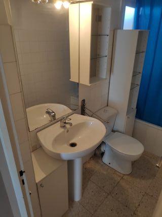 Conjunto muebles baño