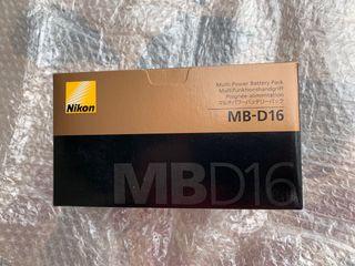 Nikon MB-D16 Empuñadura para Nikon D750