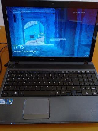 Ordenador Portátil Acer Aspire 5733z 2ghz