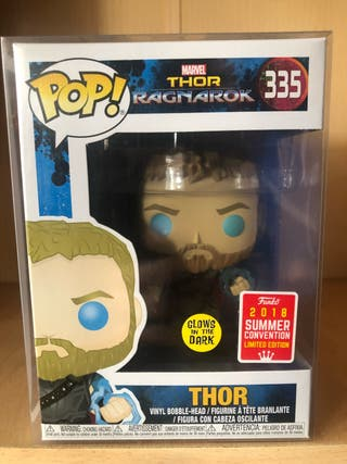 Thor Odin Force Funko Pop