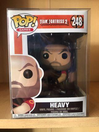 Heavy Team Fortress Funko Pop