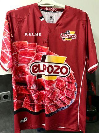 Camiseta FIRMADA El Pozo F.S. - 17/18