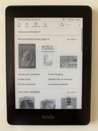 Kindle Voyage WIFI - 4GB