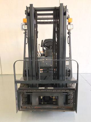 Carretilla eléctrica shangli 2000 kg