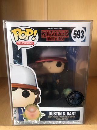 Dustin Dart Funko Pop