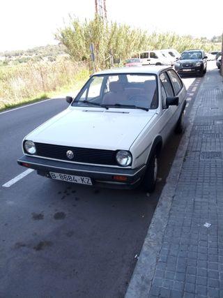 Vw Polo Coupe Fox 1000 1990