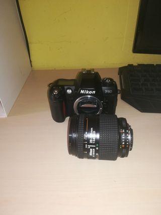cámara Nikon F-80