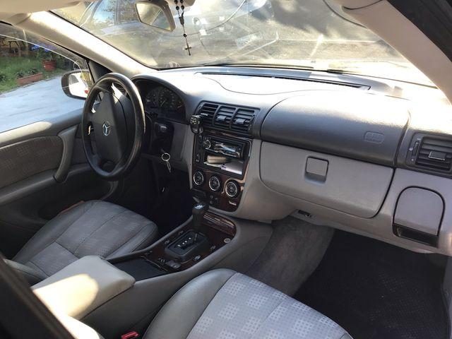 Mercedes Ml 270 Cdi Ml 270 Cdi 2002