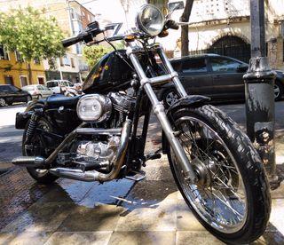 Harley Davidson Sportster 1200 XL Custom EXTRAS!!