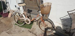 bicicleta vintage años 80 BH