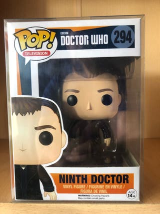 Doctor Who Ninth doctor Funko Pop