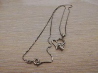 Collar plata 925(plata de ley)
