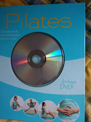 Libro Pilates con DVD