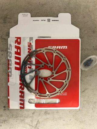 Discos de freno SRAM 160mm y 180mm