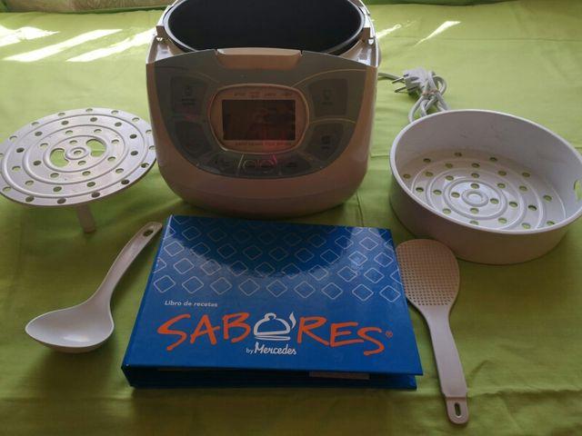 robot de cocina mercedes