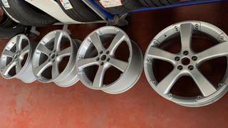 "Llantas Mille Miglia 5x100 18"" 8j buje 57,1 et35"