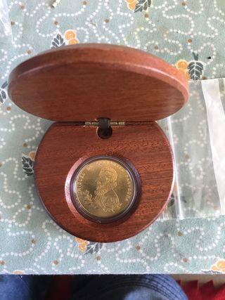 Medalla de Miguel de Cervantes