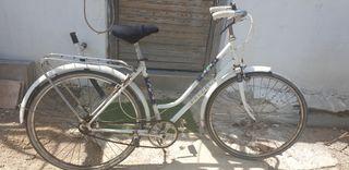 bicicleta Peugeot de paseo