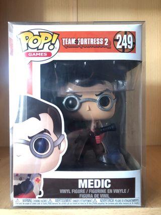 Medic Team Fortress Funko Pop