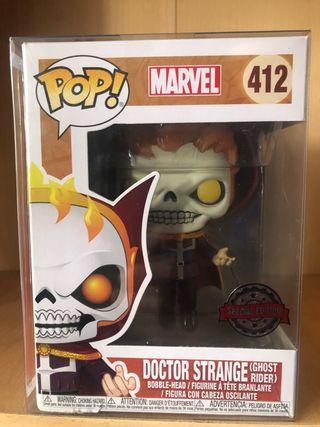 Doctor Strange Ghost Rider Funko Pop