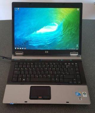 Ordenador portatil HP 4Gb RAM IMPECABLE