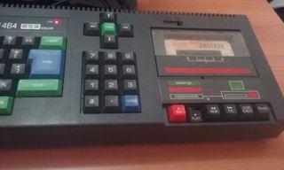 Ordenador AMSTRAD CPC 464 con monitor TV