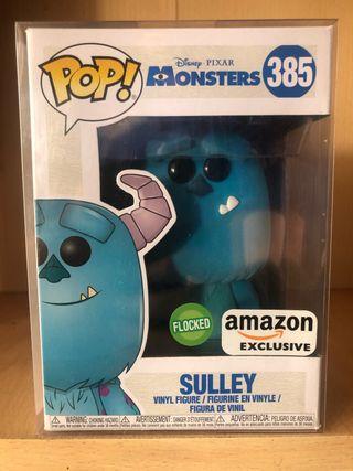 Sulley Flocked Funko Pop
