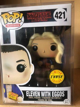 Eleven Chase Funko Pop