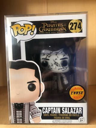 Capitan Salazar Chase Funko Pop