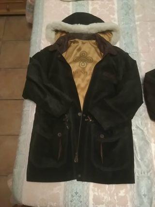 chaquetas de piel