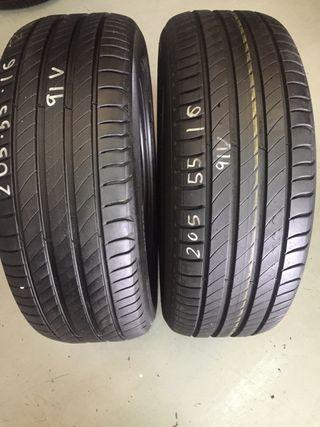 Neumáticos 205/55R16Michelin ruedas Barata