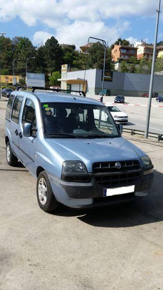 Fiat Doblo 2005 1.9 Jtd