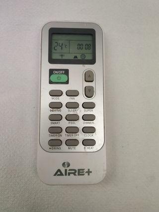 mando aire acondicionado aire+
