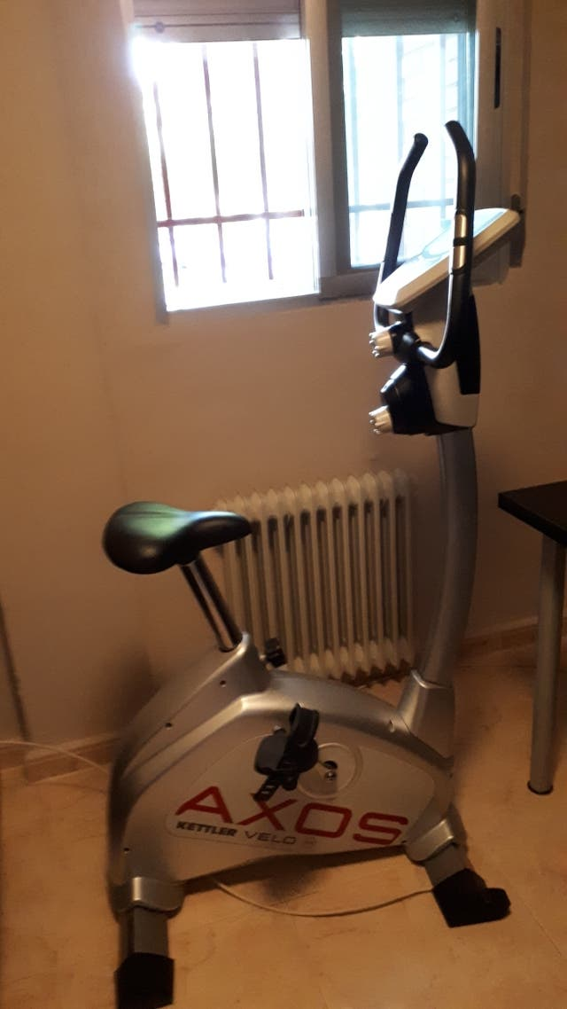 se vende bicicleta estática