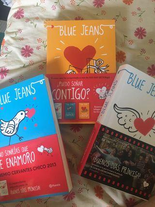 Libros del autor Blue Jeans