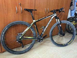 "Bicicleta Btt carbono 29"" Lapierre 629 Pro"