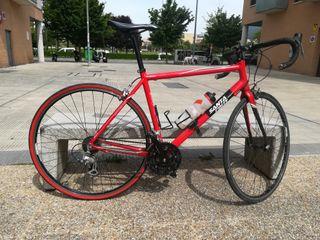 bicicleta de carretera bitun