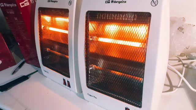 2 Calefactores Orbegozo BP 5000 800W