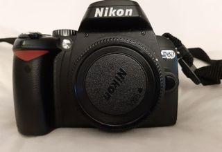 Nikon D60,