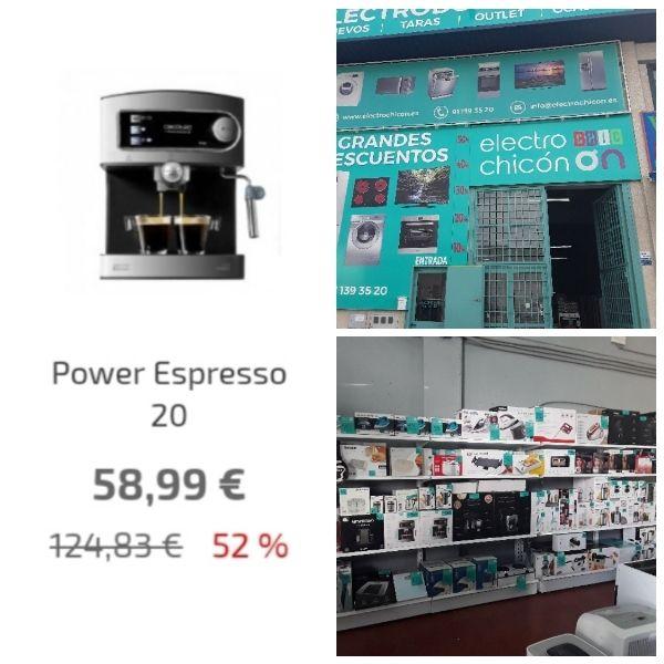 Cafeteras power expresso nuevas