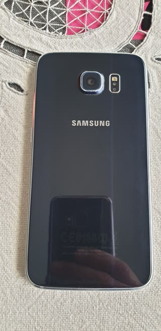 vendo Samsung Galaxy s6 impecable