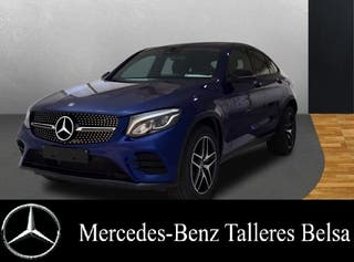 Mercedes-Benz GLC 220 Coupé 2019