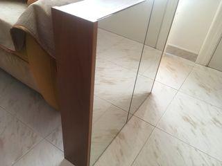 Mueble baño con espejo