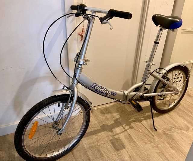 OPORTUNIDAD!! Bici plegable