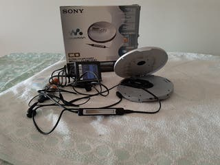 Reproductor CD ATRAC3 plus MP3 SONY