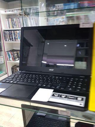 portátil Acer i3 e15
