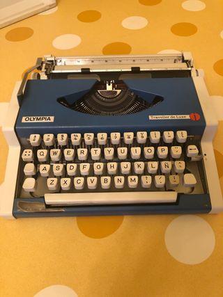Maquina escribir Olympia