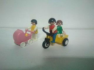 Playmobil niños parque