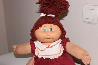 Muñeca repollo años 80